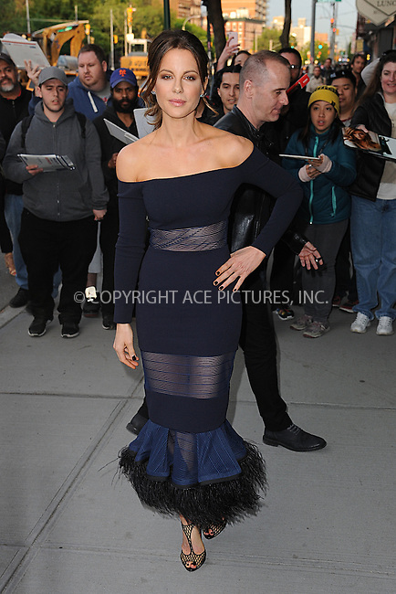 www.acepixs.com<br /> May 10, 2016 New York City<br /> <br /> Kate Beckinsale arriving to attend a Love &amp; Friendship Screening at Landmark Sunshine Cinema on May 10, 2016 New York City.<br /> <br /> Credit: Kristin Callahan/ACE Pictures<br /> <br /> <br /> Tel: 646 769 0430<br /> Email: info@acepixs.com