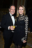 honoree Mort Zuckerman and Maura Kahan attend The New York Landmarks Conservancy's 21st Annual Living Landmarks Gala on November 6, 2014 at The Plaza Hotel in New York.<br /> <br /> photo by Robin Platzer/Twin Images<br />  <br /> phone number 212-935-0770