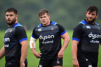 Nick Auterac of Bath Rugby looks on. Bath Rugby pre-season training session on August 9, 2017 at Farleigh House in Bath, England. Photo by: Patrick Khachfe / Onside Images