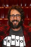 Josh Groban during the Broadway Opening Night Actors' Equity Gypsy Robe Ceremony honoring Katrina Yaukey  for  'Natasha, Pierre & The Great Comet Of 1812' at The Imperial Theatre on November 14, 2016 in New York City.
