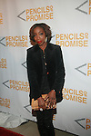 Estelle Attends the Second Annual Pencils of Promise Gala Held at Guastavino's, NY   10/25/12