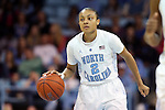 03 February 2013: North Carolina's Latifah Coleman. The University of North Carolina Tar Heels played the Duke University Blue Devils at Carmichael Arena in Chapel Hill, North Carolina in an NCAA Division I Women's Basketball game. Duke won the game 84-63.