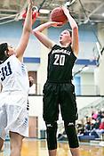 Bentonville at Springdale Har-Ber basketball 2/12/16