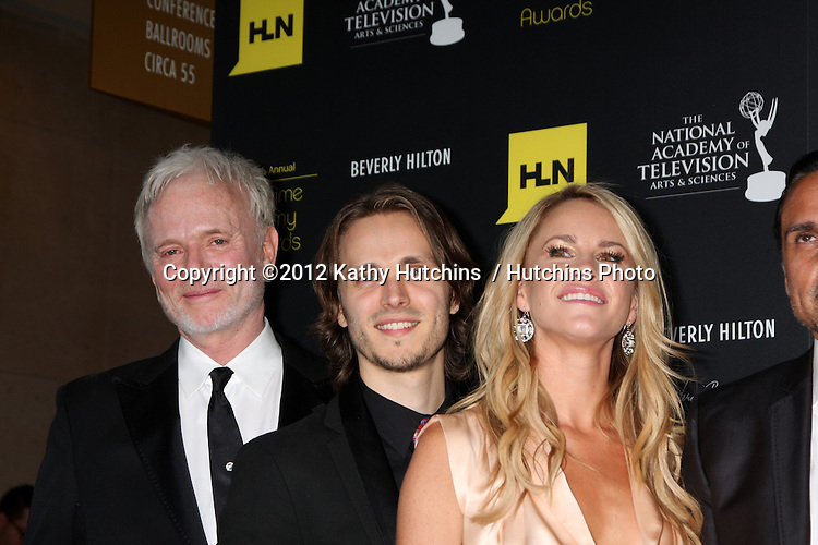 LOS ANGELES - JUN 23:  Anthony Geary, Jonathan Jackson, GH Peeps in the Press Room of the 2012 Daytime Emmy Awards at Beverly Hilton Hotel on June 23, 2012 in Beverly Hills, CA