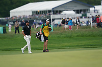 Lucas Bjerregaard (DEN) on the 16th fairway during the 2nd round at the PGA Championship 2019, Beth Page Black, New York, USA. 18/05/2019.<br /> Picture Fran Caffrey / Golffile.ie<br /> <br /> All photo usage must carry mandatory copyright credit (&copy; Golffile | Fran Caffrey)