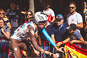 September 5th 2017, Logrono, Spain; Cycling, Vuelta a Espana Stage 16, individual time trial; Romain Bardet