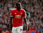 Romelu Lukaku of Manchester United during the premier league match at the Old Trafford Stadium, Manchester. Picture date 17th September 2017. Picture credit should read: Simon Bellis/Sportimage