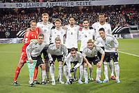 26.03.2013: Deutschland vs. Kasachstan