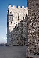 Erice: castello Pepoli.<br /> Erice: Pepoli castle