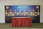 Branding at Stadium during the AFC CUP 2016 of the Group G Match Day 1 on 24 February 2016 Yanon United (MYA)  vs South China (HKG) at Youth Training Centre, Yangon  Photo by Power Sport Images