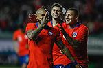 Selección 2018 Amistoso Chile vs Honduras