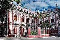 Edificio do Museu Vitor Meireles na cidade de Florianopolis. Santa Catarina. 2012. Foto de Sergio Amaral..