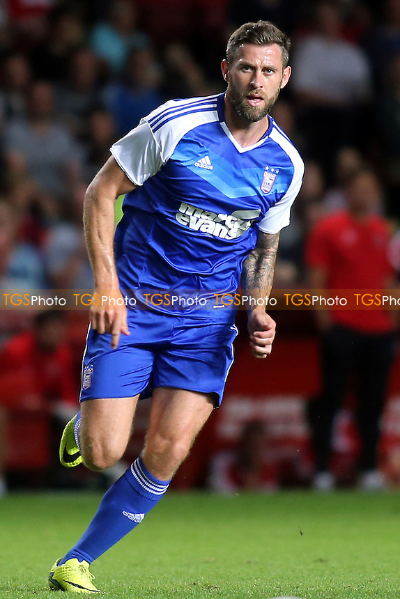 Daryl Murphy of Ipswich Town during Charlton Athletic vs Ipswich Town, Friendly Match Football at The Valley on 26th July 2016