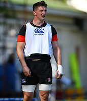 Tom Curry (Sale Sharks) during the England Rugby training session at  Jonsson Kings Park Stadium,Durban.South Africa. 05,06,2018 Photo by (Steve Haag)