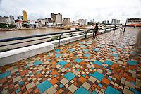 Recife_PE, Brasil..Mirante na Cidade de Recife, Pernambuco..Belvedere in Recife, Pernambuco..Foto: JOAO MARCOS ROSA / NITRO