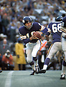Minnesota Viking Fran Tarkenton(10) in action during a game from the 1976 season. Fran Tarkenton played for 18 years  with two different teams and was inducted to the Pro Football Hall of Fame in 1986.David Durochik/SportPics