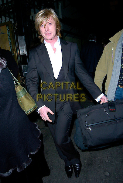 "NICKY CLARKE.Attends ""Follies"" Gala Concert at the London Palladium,.London, England, February 4th 2007..full length.CAP/CAN.©Can Nguyen/Capital Pictures"
