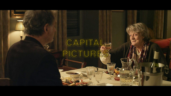Kevin Kline, Maggie Smith<br /> in My Old Lady (2014) <br /> *Filmstill - Editorial Use Only*<br /> CAP/FB<br /> Image supplied by Capital Pictures
