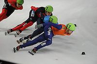 SCHAATSEN: DORDRECHT: Sportboulevard, Korean Air ISU World Cup Finale, 11-02-2012, Niels Kerstholt NED (61), ©foto: Martin de Jong