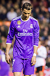 Cristiano Ronaldo of Real Madrid reacts during their La Liga match between Valencia CF and Real Madrid at the Estadio de Mestalla on 22 February 2017 in Valencia, Spain. Photo by Maria Jose Segovia Carmona / Power Sport Images