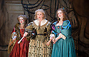 The City Madam by Philip Massinger. A Royal Shakespeare Company Production directed by Dominic Hill. With  Matti Houghton as Mary,Sara Crowe as Lady Frugal, Lucy Briggs-Owen as Anne.Opens at The SwanTheatre  ,Stratford Upon Avon on 10/5/11  CREDIT Geraint Lewis