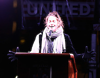 www.acepixs.com<br /> <br /> January 19 2017, New York City<br /> <br /> Shailene Woodley speaks at an anti-Trump rally outside TrumpmTower on January 19 2017 in New York City<br /> <br /> By Line: Zelig Shaul/ACE Pictures<br /> <br /> <br /> ACE Pictures Inc<br /> Tel: 6467670430<br /> Email: info@acepixs.com<br /> www.acepixs.com