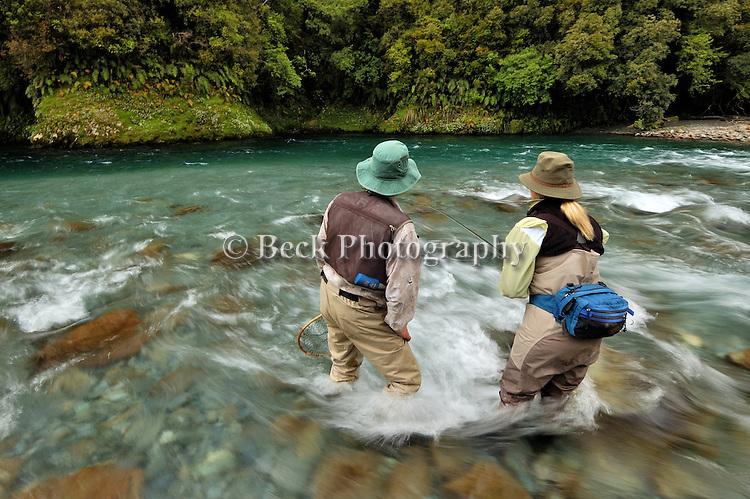 Fly Fishing, South Island NZ