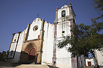 Cathedral and Church of Misericoridia, Silves, Algarve, Portugal