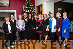 Nollaig Na nBan: Listowel ladies celebrating Nollaig na nBan at the Listowel Arms Hotel on Sunday night last. L-R: Nora Somers, Kate Lane, Kathleen O'Connor, Bridie O'Sullivan, Noreen Brosnan, Joan Keating,Ann McGovern, Marie Hartnett, Noreen Leen, Linda Keane & Mairead Harnett.