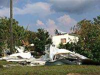 2017 FPL Hurricane Irma restoration in Naples, Fla. on Sept. 14, 2017.
