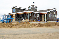 Meigs Point Nature Center at Hammonasset Beach State Park  <br /> Connecticut State Project No: BI-T-601<br /> Architect: Northeast Collaborative Architects  Contractor: Secondino & Son<br /> James R Anderson Photography New Haven CT photog.com<br /> Date of Photograph: 21 December 2015<br /> Camera View: 08