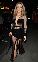 Gemma Merna at The Inside Soap Awards 2017, The Hippodrome, Cranbourn Street, London, England, UK, on Monday 06 November 2017.<br /> CAP/CAN<br /> &copy;CAN/Capital Pictures