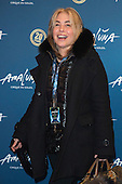 London, UK. 19 January 2016. Pictured: Brix Smith-Start. Celebrities arrive on the red carpet for the London premiere of Amaluna, the latest show of Cirque du Soleil, at the Royal Albert Hall.