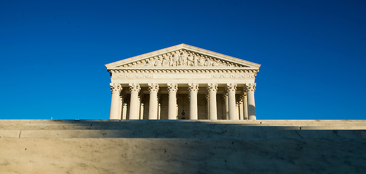 UNITED STATES - DECEMBER 1: The United States Supreme Court building in Washington, DC on December 1, 2016.  (Photo By Bill Clark/CQ Roll Call)