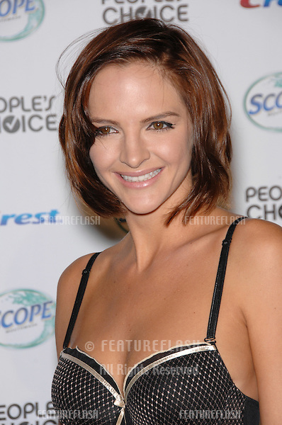 """CSI: Miami"" star Boti Bliss at nominations announcement party for the People's Choice Awards at Area Nightclub, West Hollywood..November 9, 2007  Los Angeles, CA.Picture: Paul Smith / Featureflash"