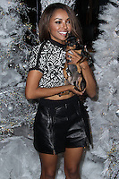 LOS ANGELES, CA - NOVEMBER 14: Kat Graham at Beverly Center Holiday Debut With Stars And Their Pets held at The Beverly Center on November 14, 2013 in Los Angeles, California. (Photo by Xavier Collin/Celebrity Monitor)