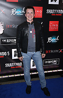 06 August 2017 - Las Vegas, NV - Hal Sparks.  Sharknado 5 Global Swarming red carpet premiere at Linq Hotel and Casino. Photo Credit: MJT/AdMedia