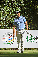 Alex Noren (SWE) watches his tee shot on 3 during round 1 of the World Golf Championships, Mexico, Club De Golf Chapultepec, Mexico City, Mexico. 2/21/2019.<br /> Picture: Golffile | Ken Murray<br /> <br /> <br /> All photo usage must carry mandatory copyright credit (© Golffile | Ken Murray)