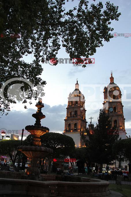 Centro de Durango.<br /> *Photo&copy;:*C.M*/*NortePhoto.com*