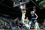 DENTON TEXAS, January 19: University of North Texas Mean Green Men's Basketball vRice University at the Super Pit in Denton on January 19, 2019 (Photo Rick Yeatts Photography/Colin Mitchell)