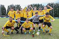 Barton Rovers Youth v Barton Rovers Youth Blues - 07/05/16