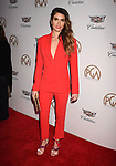 BEVERLY HILLS, CA - JANUARY 20: Actor Nikki Reed attends the 29th Annual Producers Guild Awards at The Beverly Hilton Hotel on January 20, 2018 in Beverly Hills, California.