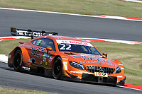 2018 DTM at Brands Hatch. #22 Lucas Auer. Mercedes-AMG DTM Team HWA. Mercedes-AMG C 63 DTM.