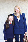 Emily Healy and Sponsor, Caoimhe Morris.Donacarney Confirmation 2013.Picture: Fran Caffrey www.newsfile.ie.