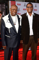 LOS ANGELES - APR 28:  Louis Gossett Jr, son at the TCM Classic Film Festival Opening Night Red Carpet at the TCL Chinese Theater IMAX on April 28, 2016 in Los Angeles, CA