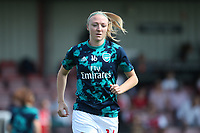 Louise Quinn of Arsenal during Arsenal Women vs Tottenham Hotspur Women, Friendly Match Football at Meadow Park on 25th August 2019