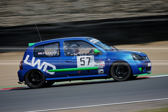 Ben Littlewood/Gary Littlewood - LWD Racing Renault Clio Cup 172