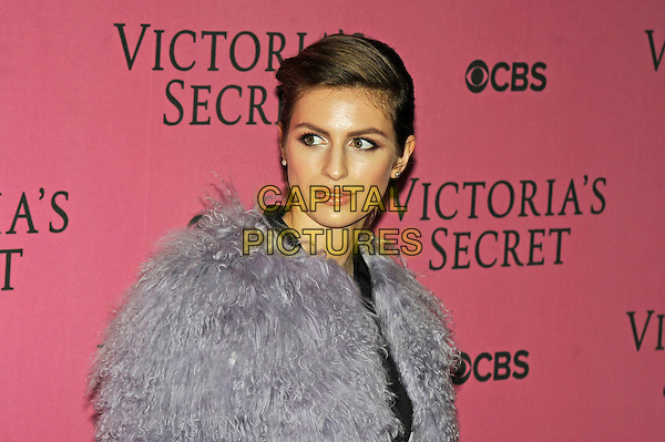 LONDON, ENGLAND - DECEMBER 2: Tali Lennox attends the pink carpet for Victoria's Secret Fashion Show 2014, Earls Court on December 2, 2014 in London, England.<br /> CAP/MAR<br /> &copy; Martin Harris/Capital Pictures