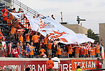05 June 2009: A group of Houston Supporters, the Texian Army, traveled to the game. The Houston Dynamo defeated the Chicago Fire 1-0 at Toyota Park in Bridgeview, Illinois in a regular season Major League Soccer game.