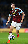 Stephen Ward of Burnley during the Premier League match at Turf Moor Stadium, Burnley. Picture date: September 26th, 2016. Pic Simon Bellis/Sportimage